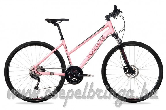 Csepel Woodlands Cross 700 C női 018
